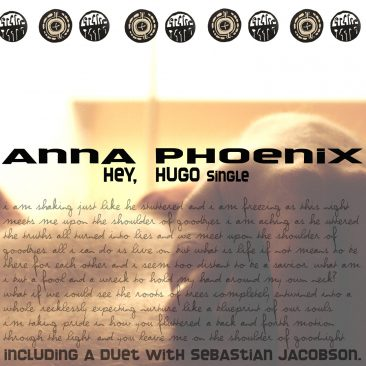 Anna Phoenix - Hey, Hugo cover