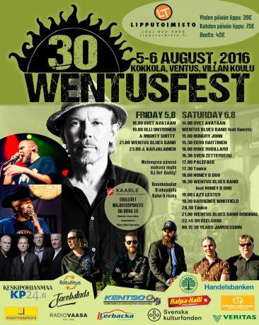 Wentusfest PR