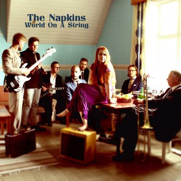 Napkins - World on a string album cover