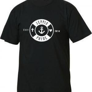 Jeppis Pride 2014 Unisex T-shirt