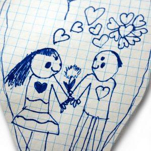 Kärlekskort A5 / Love cards A5