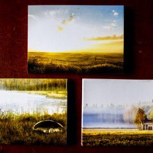 Sleepless sunrise – 3st vykort