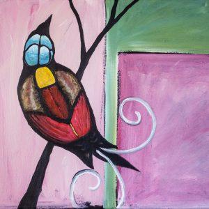 Birds of paradise One