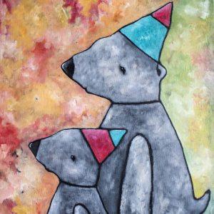 Hattbjörnar / Hatbears