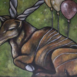 Eland – original painting