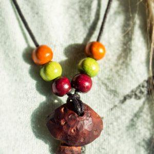 Amanita halsband/necklace