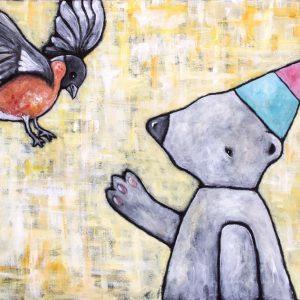 Hattbjörn drömmer om verklighet